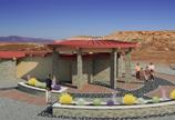 Four Corners Monument Restroom